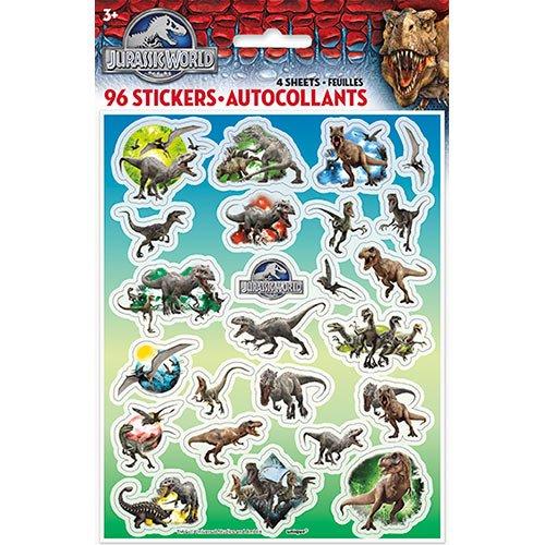 jurassic-world-stickers-4-sheets