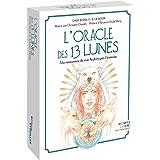 L'Oracle des 13 Lunes: À la rencontre de vos Archétypes Féminins. Coffret comprenant 39 cartes oracles et un livre d'accompag