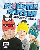 Monstermäßige Monstermützen: Stricken und häkeln