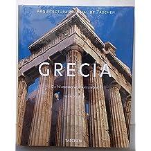 Grecia: de micenas al partenon: From Mycenae to the Parthenon (Taschen's World Architecture)