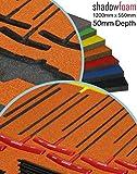 Orange Shadow Schaumstoff–Werkzeug Veranstalter–Beta/bahco Werkzeuge Orange | Werkzeug Audit Steuerung Schaumstoff, orange