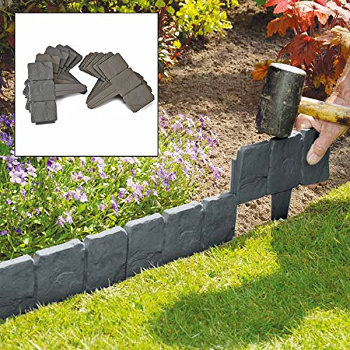 10-pack-dark-grey-cobbled-stone-effect-garden-lawn-edging-plant-border-simply-hammer-in