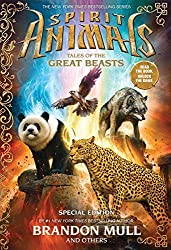 Spirit Animals: Tales of the Great Beasts: Special Edition by Brandon Mull (2014-10-21)