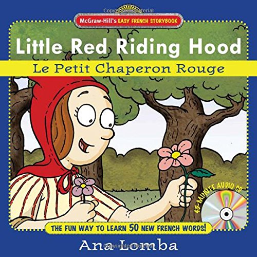 Free Easy French Storybook Little Red Riding Hood Book Audio