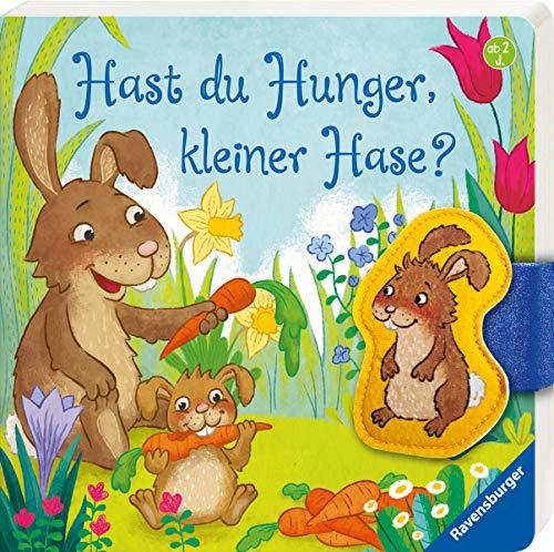 Hast du Hunger, kleiner Hase?