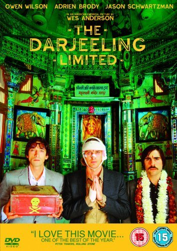 The Darjeeling Limited [DVD] [2007] by Owen Wilson