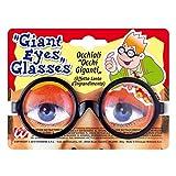 Spaß Brille Riesen Augen Scherzbrille Glubschaugen Scherzartikel Doktor Partybrille Idioten Funbrille Nerd Streber Kostüm Zubehör