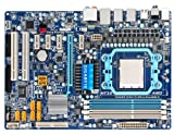 Gigabyte GA-MA770T-UD3P Mainboard Sockel AMD AM3 A770+RX780 DDR3 Speicher ATX