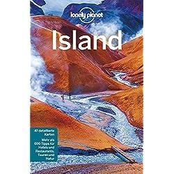 Lonely Planet Reiseführer Island (Lonely Planet Reiseführer Deutsch) Autovermietung Island