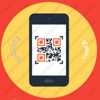 Qr and Barcode scanner.