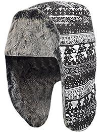 adidas Performance - Gorro siberiano Mujer - Invierno Ruso - Negro - Talla única