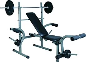 Skyland Multi Function Weight Bench - EM-1820 (Weights Not Included)