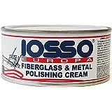 IOSSO Glasvezel & Metal Polish Paste voor glasvezel en metalen, 250 ml