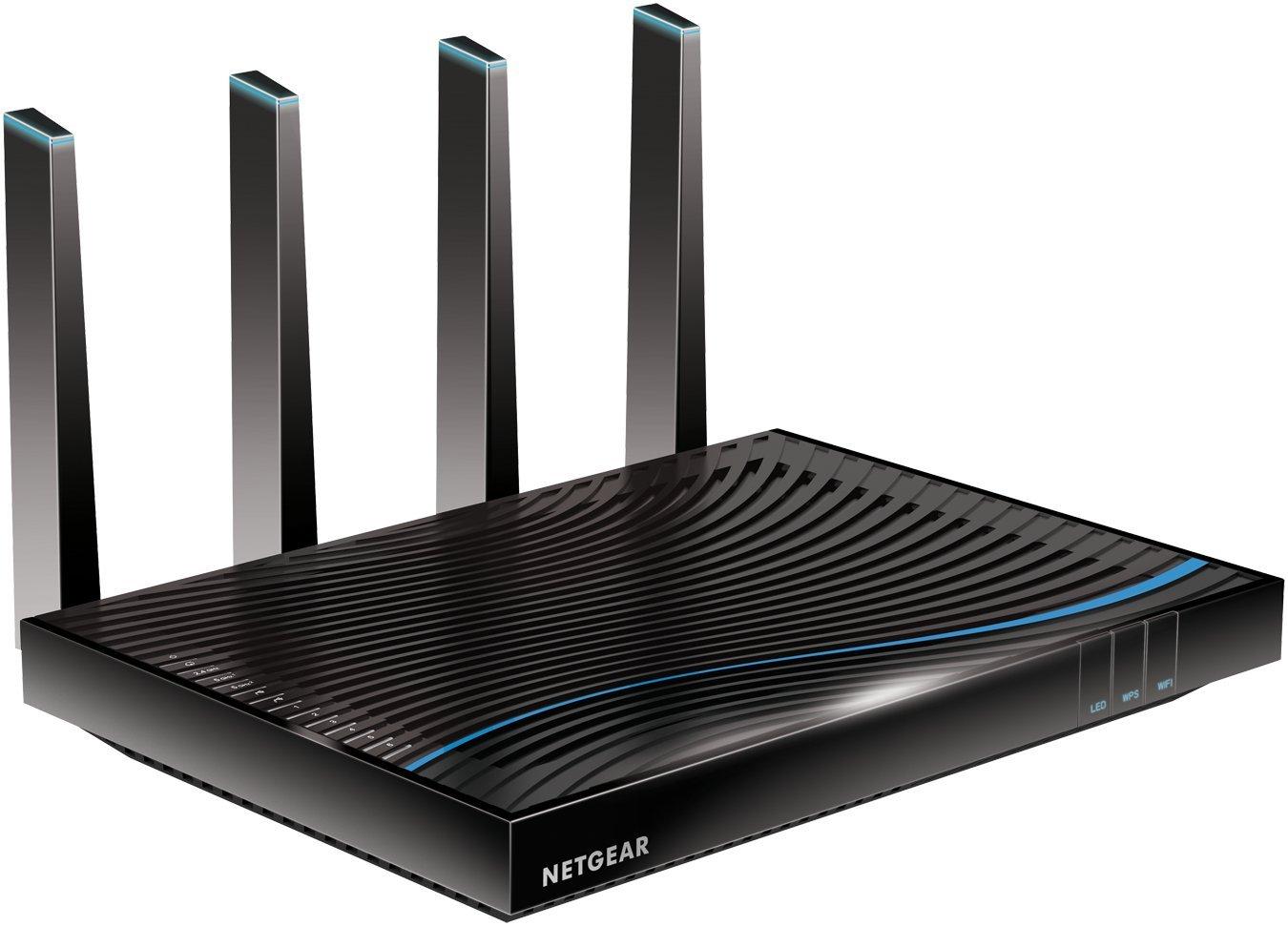 Netgear Routeur Gigabit Wi-FI