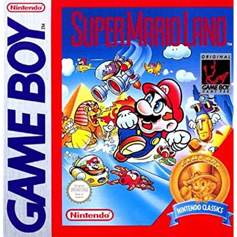 Super Mario Land by Nintendo
