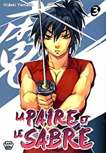 La Paire et le Sabre Edition simple Tome 3