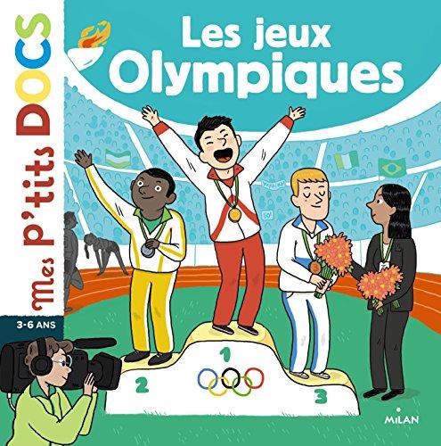 Les Jeux Olympiques par Stéphanie Ledu