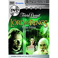 Trivial Pursuit Interactive DVD Game - Lord of the Rings Trilogy Edition