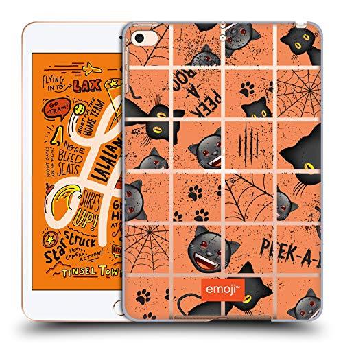 Head Case Designs Offizielle Emoji® Puzzle Halloween Muster Harte Rueckseiten Huelle kompatibel mit iPad Mini (2019)