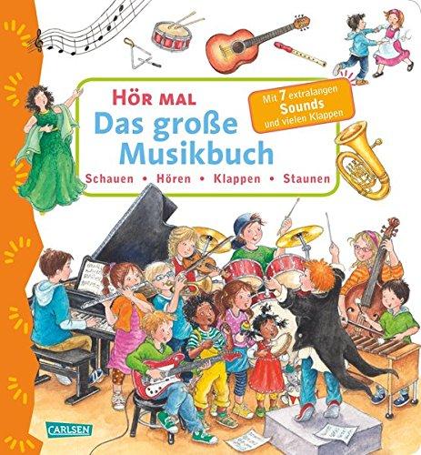 Das große Musikbuch (Hör mal)