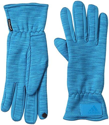 adidas Herren Climaheat Handschuhe, Heat Unity Blue Mel/Unity Blue F16, L