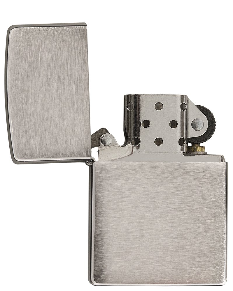 Zippo Chrome Lighters 4