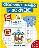 eBook Gratis da Scaricare Giocando imparo a scrivere Ediz illustrata (PDF,EPUB,MOBI) Online Italiano