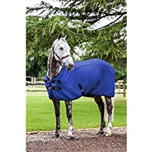 LeMieux Unisexs Thermo Cool Rug Horse, Benetton Blue, 60