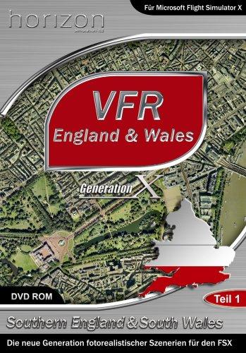 Aerosoft GmbH VFR England & Wales Vol. 1