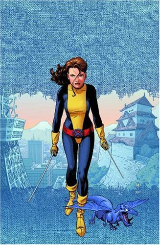 X-Men: Kitty Pryde - Shadow & Flame TPB by Akira Yoshida (February 01,2006) (Shadow Kitty Pryde)