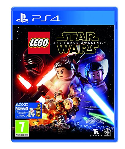 LEGO Star Wars Il Risveglio Della Forza PS4 - Lingua italiana