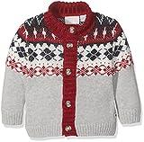 Chicco 9096423 Chaqueta Punto, Gris (Grigio Chiaro), ((Talla del Fabricante: 086) para Bebés