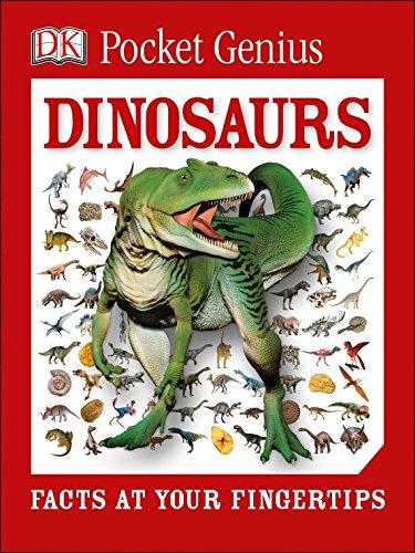 Pocket Genius: Dinosaurs: Facts at Your Fingertips por Dk