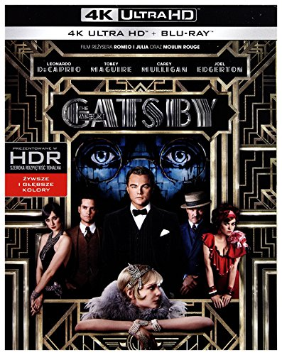 Der große Gatsby [Blu-Ray] [Region B]