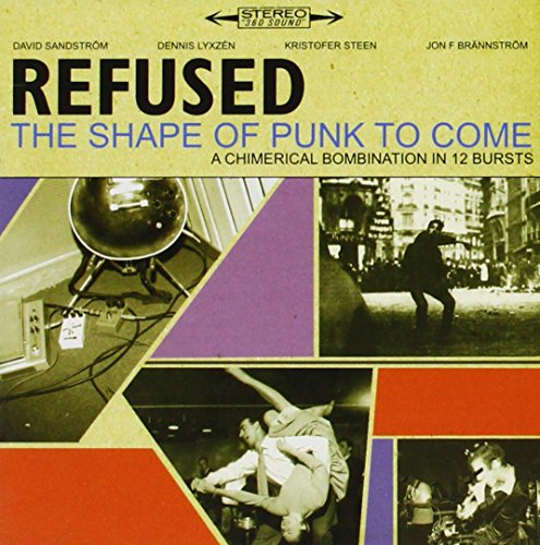 The Shape Of Punk To Come