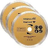 Mini scie circulaire à main Lot de 3Scie disque de coupe diamant pour scie Scheppach Submersible PL28585x 10