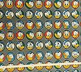 Jersey 50 cm Baumwolljersey Disney Donald Duck Stoff