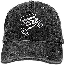 Jeep Wrangler TJ Adjustable Cotton Hat
