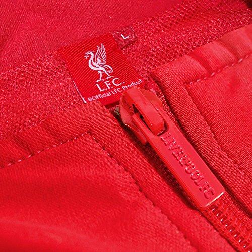 Liverpool FC - Chándal oficial para hombre - Chaqueta y pantalón largos. cfb39bcfe4b