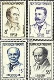 Prophila Collection Frankreich 1178-1181 (kompl.Ausg.) 1958 Französische Mediziner (Briefmarken für Sammler) Gesundheit