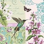 4 x Paper Napkins - Hummingbird - Ide...
