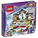 LEGO-Friends-Pista-di-Pattinaggio-del-Villaggio-Invernale-Costruzioni-Piccole-Gioco-Multicolore-41322