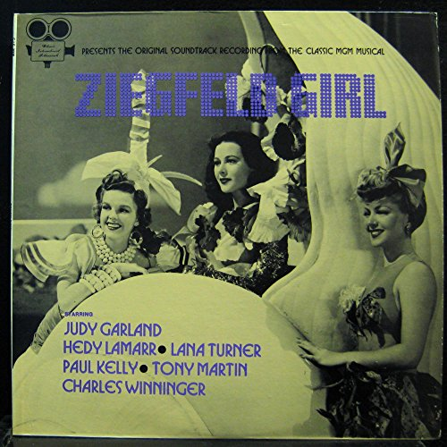 Ziegfeld Girl (Original Motion Picture Soundtrack) [Vinyl LP] -
