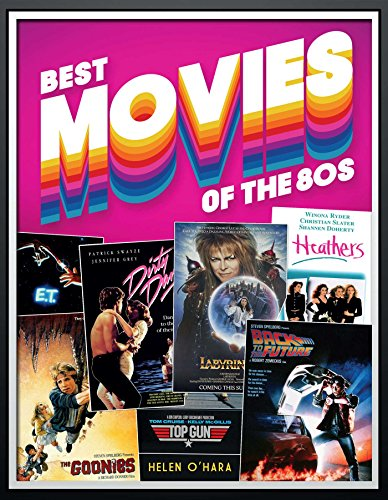 Best Movies of the 80s by Helen O' Hara - Carlton Books