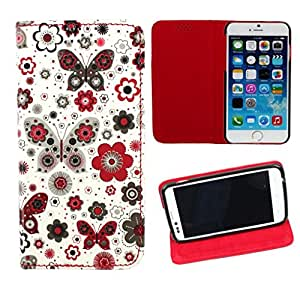 DooDa PU Leather Flip Case Cover For iPhone 5 / 5S