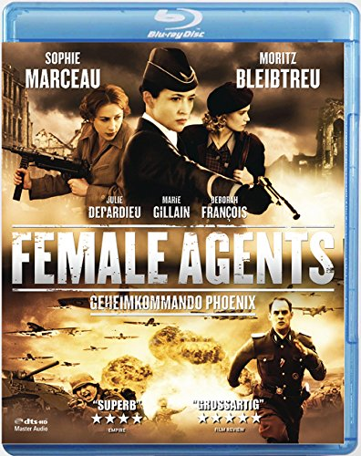 Bild von Female Agents - Geheimkommando Phoenix [Blu-ray] [Collector's Edition]