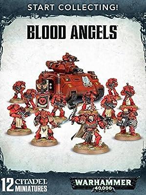 Start Collecting! Blood Angels 70-41 - Warhammer 40,000