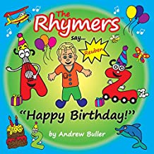 "The Rhymers say...""Happy Birthday!"": Reuben"