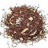 Aromas de Té - Infusión Rooibos Delicias de Chocolate/Té Rooibos Anti-Oxidante Granel de Alta Calidad, Rooibos Chocolate 100% Natural, 50 gr