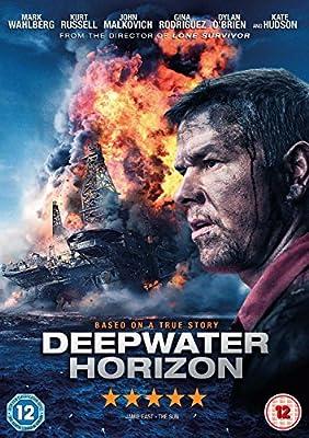 Deepwater Horizon [DVD] [2016]